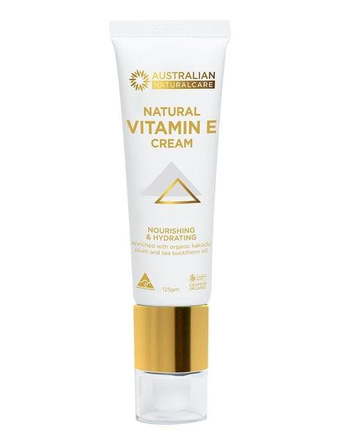 Australian NaturalCare Natural Vitamin E Cream 125 gm