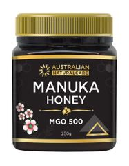 Australian NaturalCare Manuka Honey MGO 500 250gm
