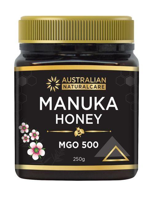 Australian NaturalCare Manuka Honey MGO 500 250gm