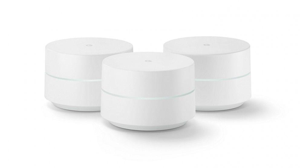 Google WiFi Mesh - 3 Pack