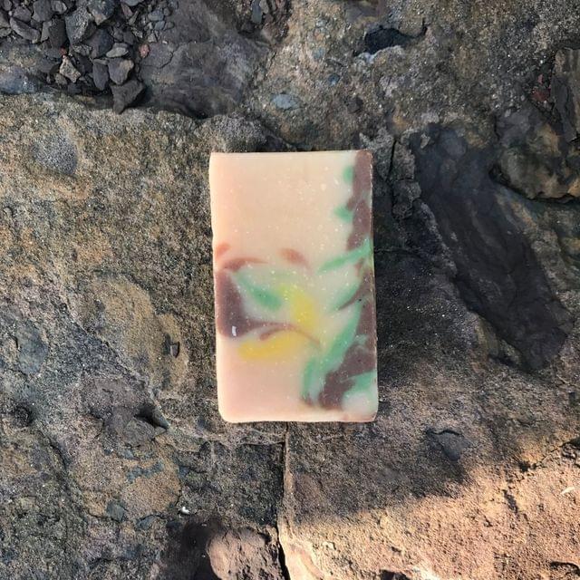 Ginger Spice Soap Bar