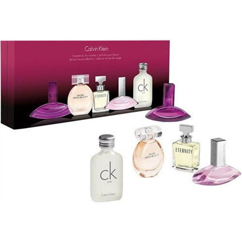 Calvin Klein 5pc Mini Gift Set
