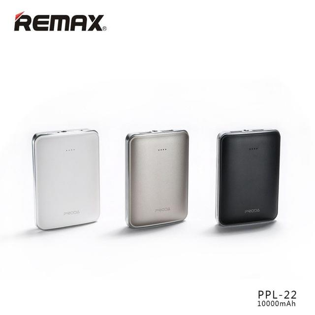 REMAX POWER BANK 10000 mAh (Cable not included)