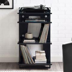 'Crosley SOHO Turntable Stand - Black'