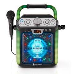 'Singing Machine Groove Cube Karaoke System'