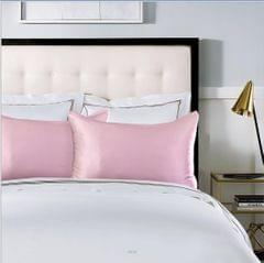 100% Dual-Sided Pure Silk Pillowcase by Royal Comfort - Blush