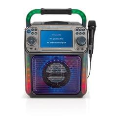 Singing Machine Groove XL - Bluetooth� + Light Show