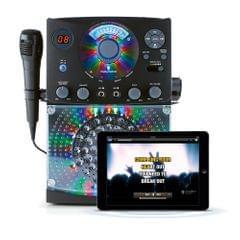 Singing Machine Classic Series Lights Karaoke System