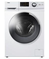 HAIER 7.5Kg Front Load Washing Machine White