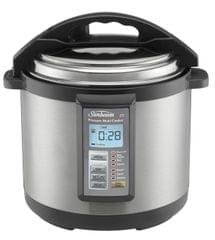 SUNBEAM 6L Aviva Multi Cooker - Brushed Stainless Steel