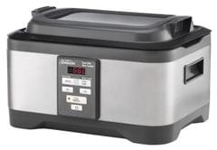 SUNBEAM 5.5L Duos Sous Vide and Slow Cooker - Stainless Steel