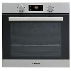 ARISTON 60cm Multi Function Oven-Clock, 12 Functions