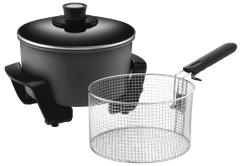 SUNBEAM MultiCooker Deep Fryer - Black