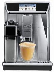 DELONGHI Primadonna Elite Experience Coffee Machine - Silver