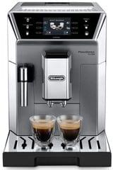 DELONGHI PrimaDonna Class Coffee Machine - Silver