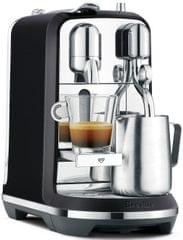 BREVILLE Nespresso Creatista Plus Coffee Machine - Black Truffle