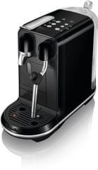 BREVILLE Nespresso Creatista Uno Coffee Machine - Black Sesame
