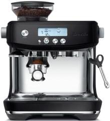 BREVILLE The Barista Pro Coffee Machine - Black Truffle