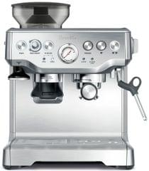 BREVILLE The Barista Express Coffee Machine - Stainless Steel