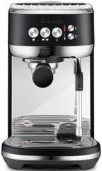 BREVILLE Bambino Plus Coffee Machine - Black Truffle