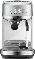 BREVILLE Bambino Plus Coffee Machine - Stainless Steel