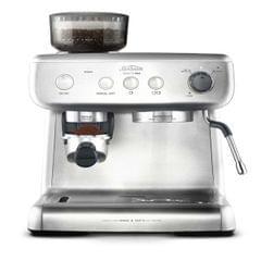 SUNBEAM Barista Max Espresso Machine with Integrated Grinder - Stainless Steel