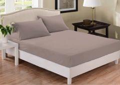 (QUEEN) Park Avenue 1000 Thread Count Cotton Blend Combo Set Mega Bed - Pewter