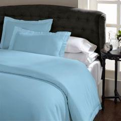Royal Comfort Queen 1500TC Markle Collection Cotton Blend Quilt Cover Set - Indigo
