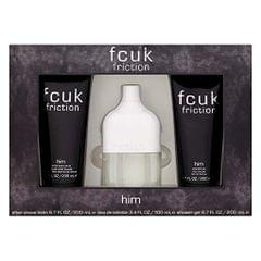 FCUK FRICTION 3PC (100ML) EDT