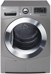 LG 9Kg Condensing Dryer Silver