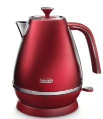 DELONGHI 1.7L Distinta Flair Kettle - Red (KBI2001R)