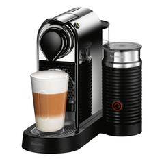 Berville CitiZ&milk Coffee Machine in Chrome
