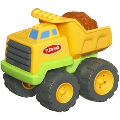 Playskool Play Favorite Rumblin Dump Truck