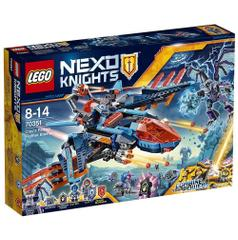 Lego Nexo Knights, Clay's Falcon Figher Blaster, No. 70351