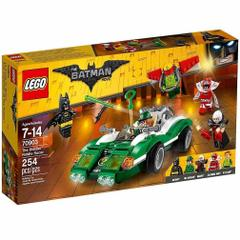 Lego Batman Movie, The Riddler Riddle Racer, No. 70903