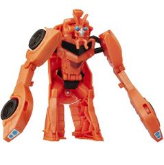 Transformers Robots In Disguise One-Step Changers, Bisk, Multi Color