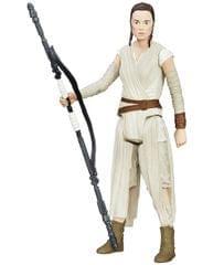 Star Wars Starwars Hero Series Figure - Rey, Multi Color