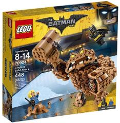 Lego Batman Movie, Clayface Splat Attack, No. 70904