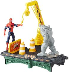 Marvel Spiderman Sinister 6, Rhino Rampage Set