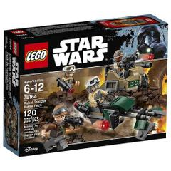 Lego StarWars, Rebel Trooper Battle Pack, No. 75164