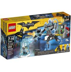 Lego Batman Movie, Mr. Freeze Ice Attack, No. 70901
