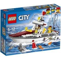 Lego Fishing Boat, No. 60147