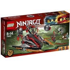 Lego Ninjago, Vermillion Invader, No. 70624