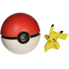 Pokemon Tomy Lights and Sounds Poke Ball, Multi Color