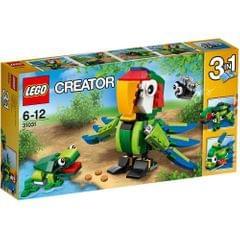 Lego Rainforest Animals, No. 31031