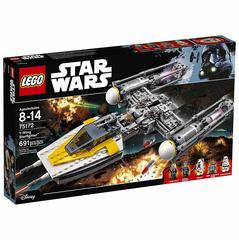 Lego StarWars, Y-Wing Starfighter, No. 75172