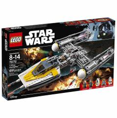 Lego StarWars, Y-Wing Starfighter, No. 75172