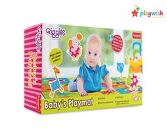 Giggles Baby Play Mat