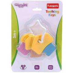 Giggles Teething Keys
