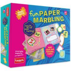 Funskool Fun Paper Marblling